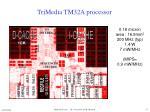 trimedia tm32a processor