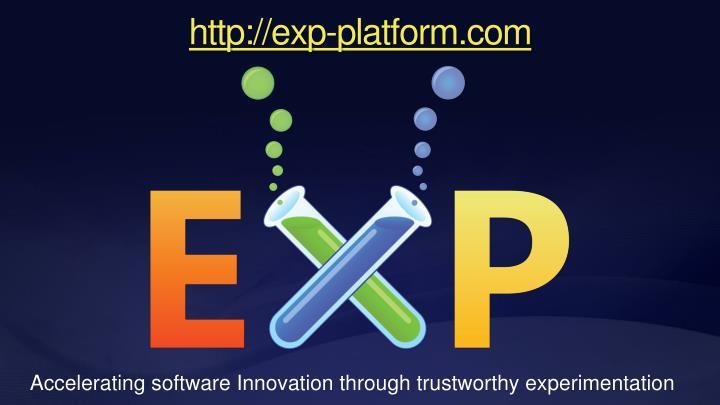 http://exp-platform.com