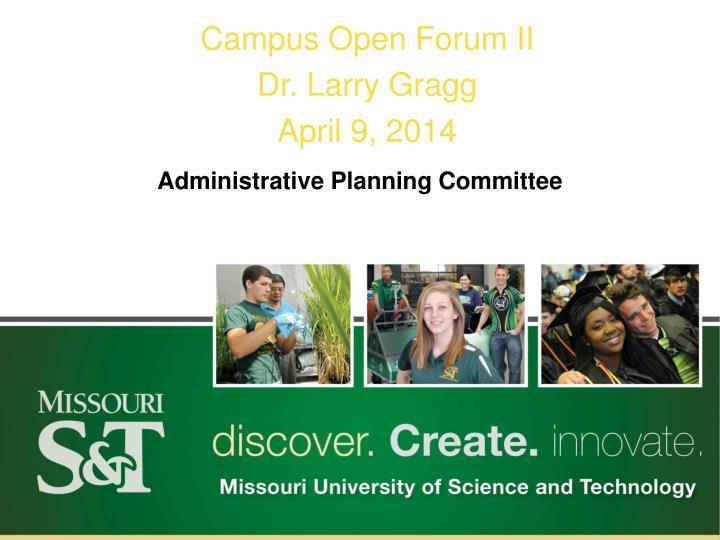 Campus Open