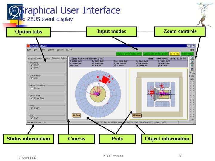 Input modes