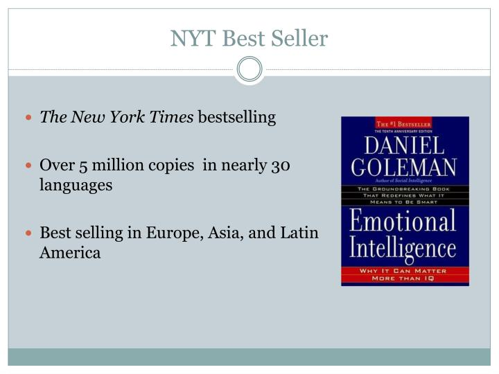 Nyt best seller