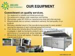 our equipment2