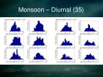 monsoon diurnal 351
