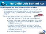 no child left behind act2