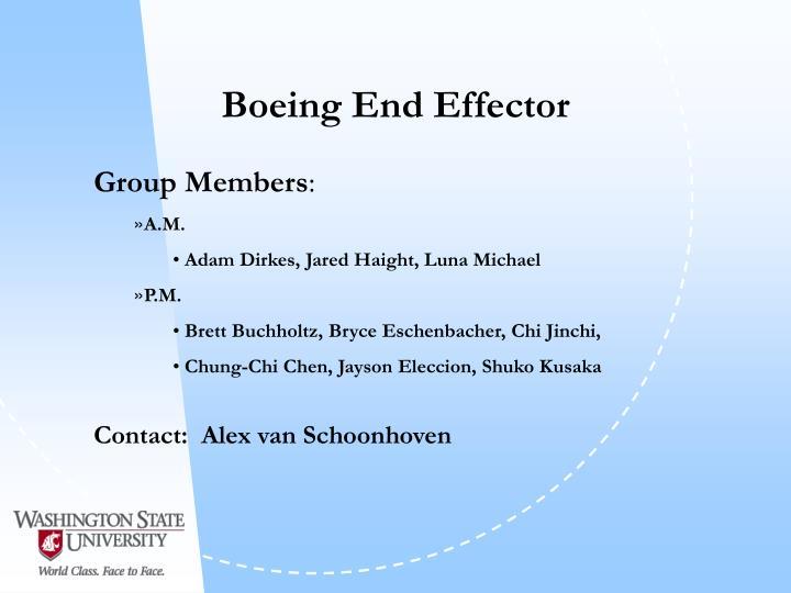 Boeing end effector1