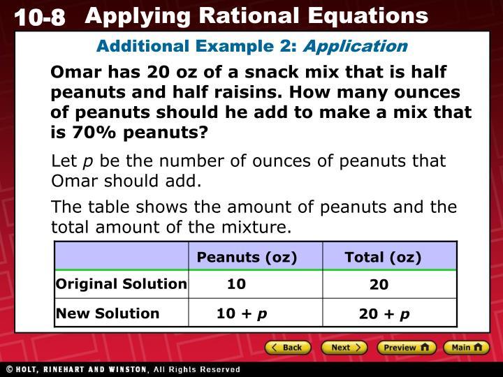 Peanuts (oz)