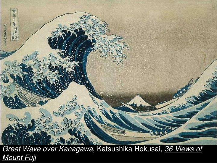 Great Wave over Kanagawa