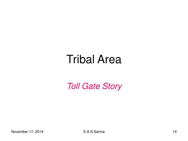 Tribal Area