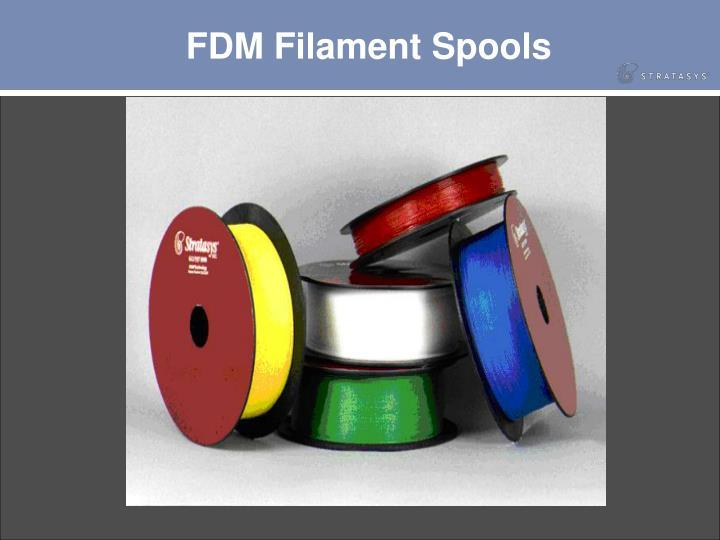 FDM Filament Spools