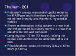 thallium 2011