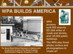 wpa builds america