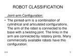 robot classification6