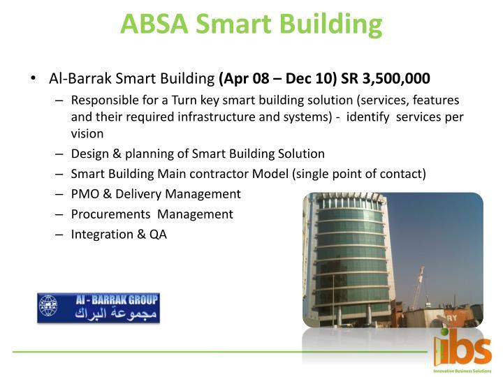 ABSA Smart Building