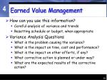 earned value management1