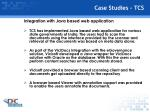 case studies tcs