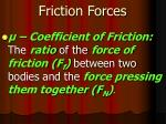friction forces7