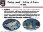 background history of space foods2