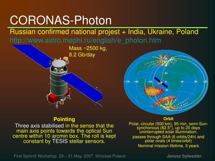 CORONAS-Photon