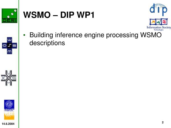 Wsmo dip wp1