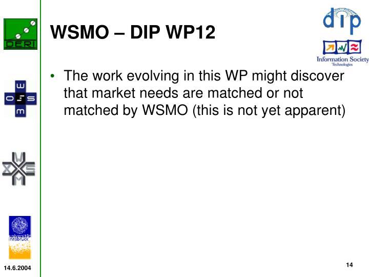 WSMO – DIP WP12