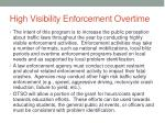 high visibility enforcement overtime1