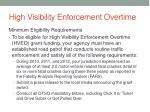 high visibility enforcement overtime2