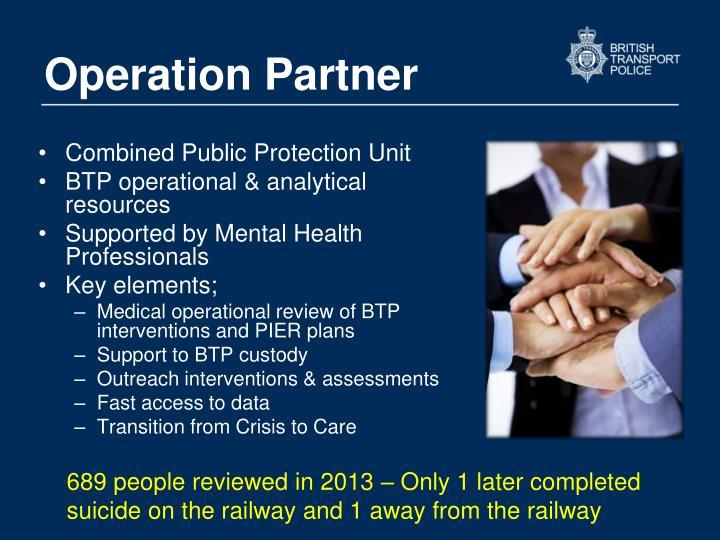 Operation Partner