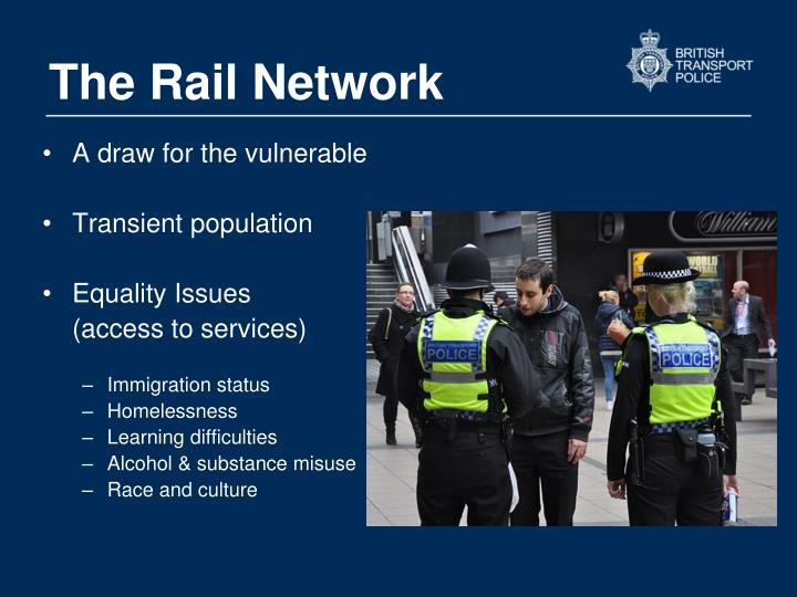 The rail network