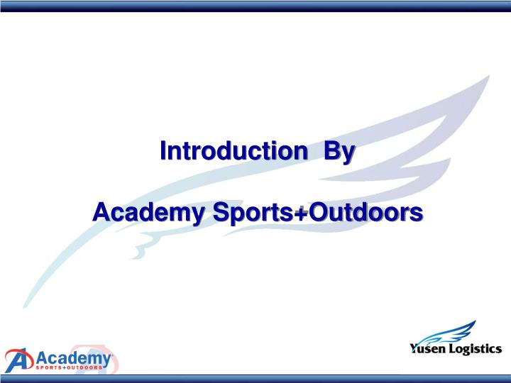 Introduction  By
