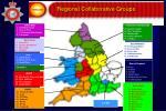 regional collaborative groups