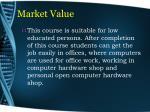 market value11