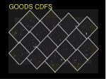 goods cdfs