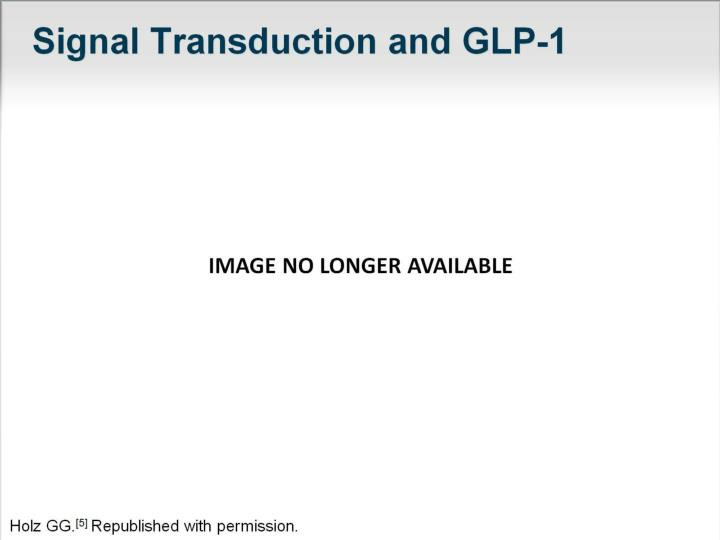 Signal Transduction and GLP-1