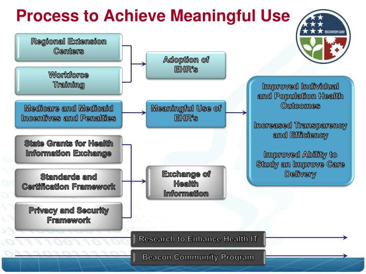 Process to Achieve Meaningful Use