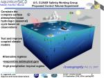 u s clivar salinity working group proposed control volume experiment