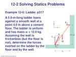 12 2 solving statics problems4