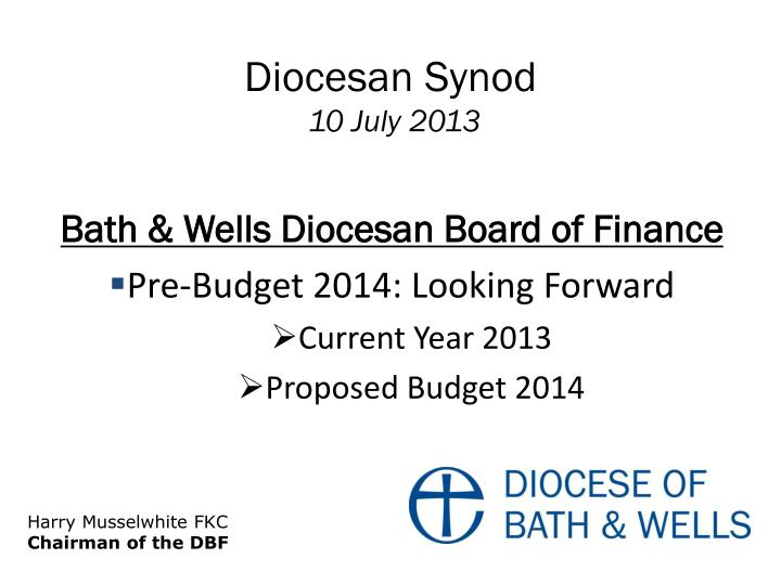 diocesan synod 10 july 2013 n.