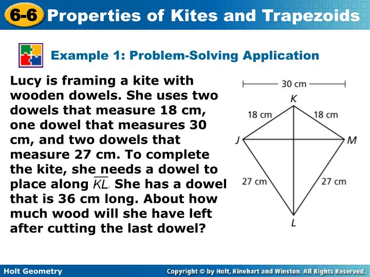 Example 1: Problem-Solving Application