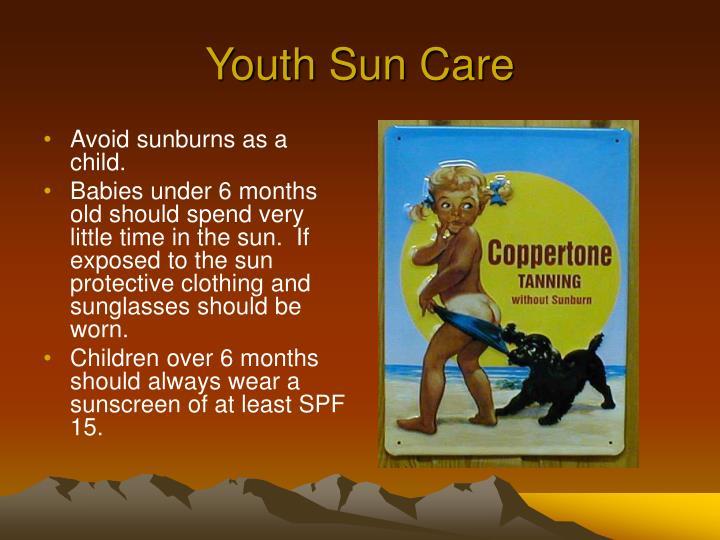 Youth Sun Care
