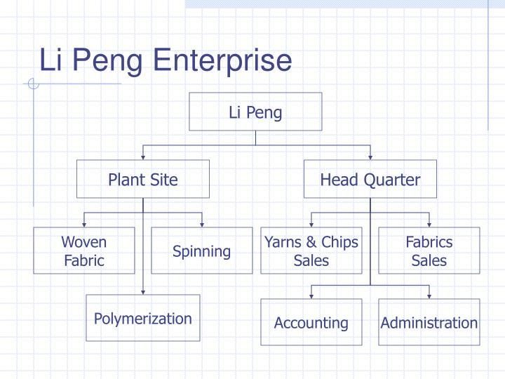 Li Peng Enterprise