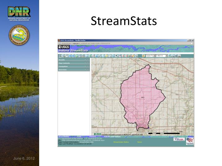 Streamstats1