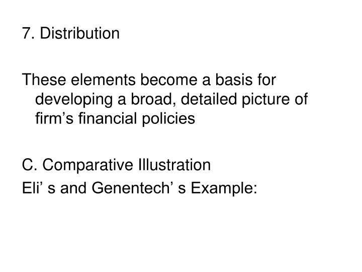 7. Distribution
