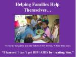 helping families help themselves5