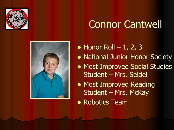 Connor Cantwell
