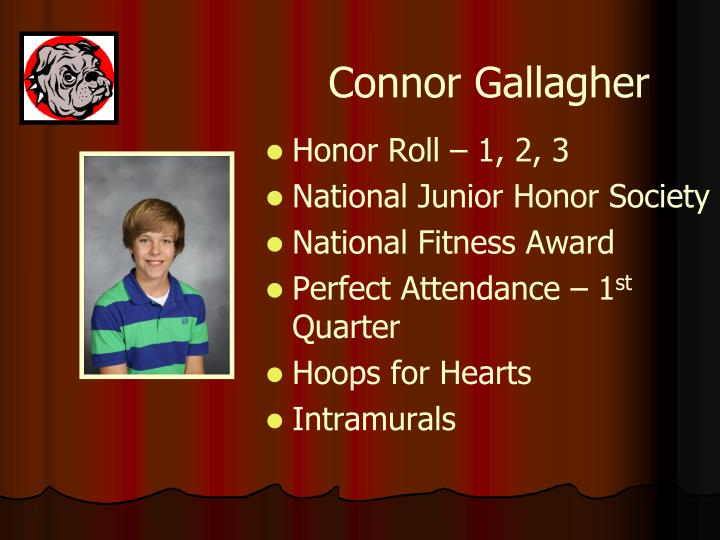 Connor Gallagher