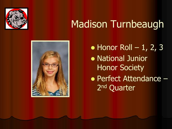 Madison Turnbeaugh