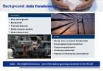 background india transformed