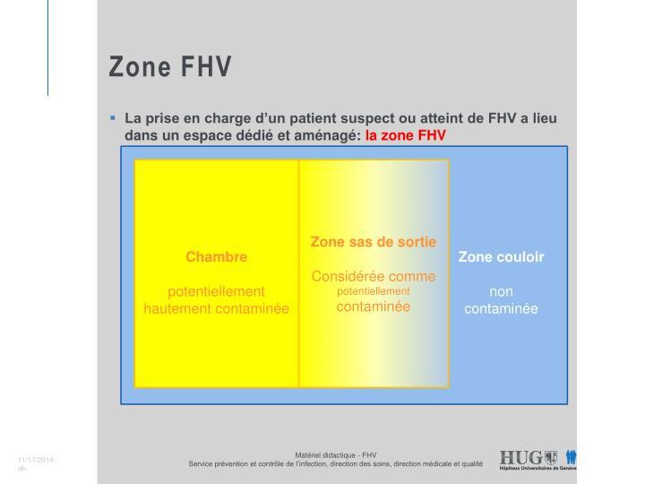 Zone FHV
