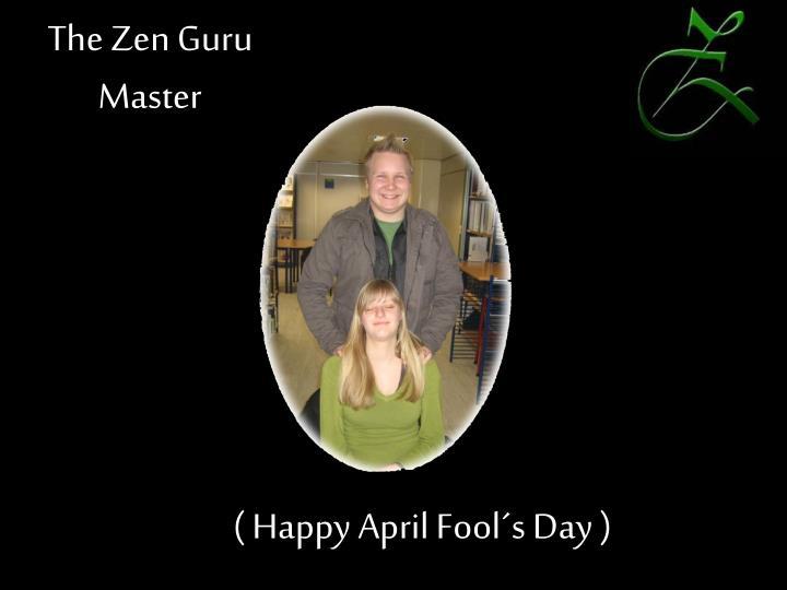The Zen Guru Master