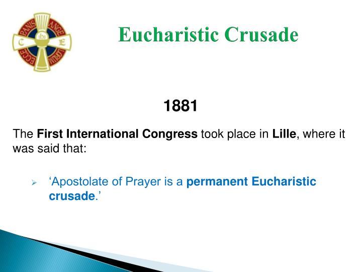 Eucharistic Crusade